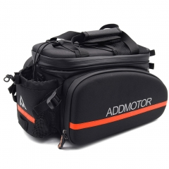 Addmotor Bike Waterproof Large Capacity Multi-Function Rear Storage Bags