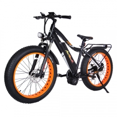 Addmotor MOTAN Electric Bike 1000W 48V 17.5Ah 26 inch Fat Tires E-bike M-5800